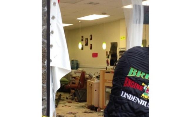 Police Huntington Station Man High On Drugs Crashes Suv Through Deer Park Nail Salon