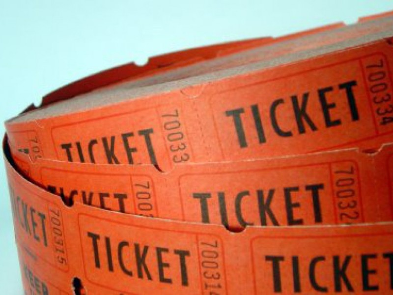 Ever Buy A Raffle Ticket? You Should\u0027ve Been Fined $100 Mauldin - raffle ticket