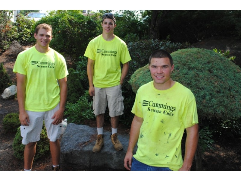 20 Woburn students land full-time summer jobs with Cummings