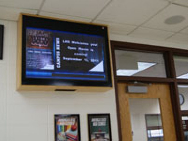 Travel Jobs Zurich Libertyville High School Uses Tv Monitors To Make