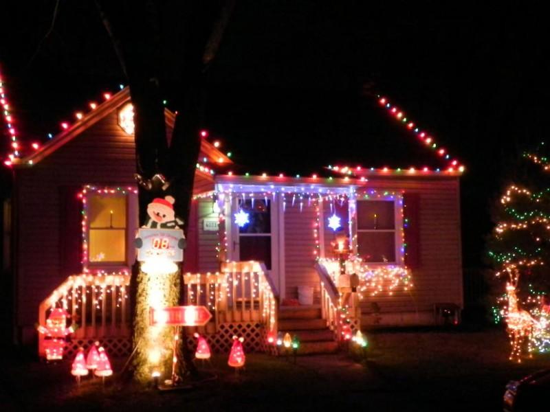Berkley Holiday Spirit Contest Winners Brighten City Huntington