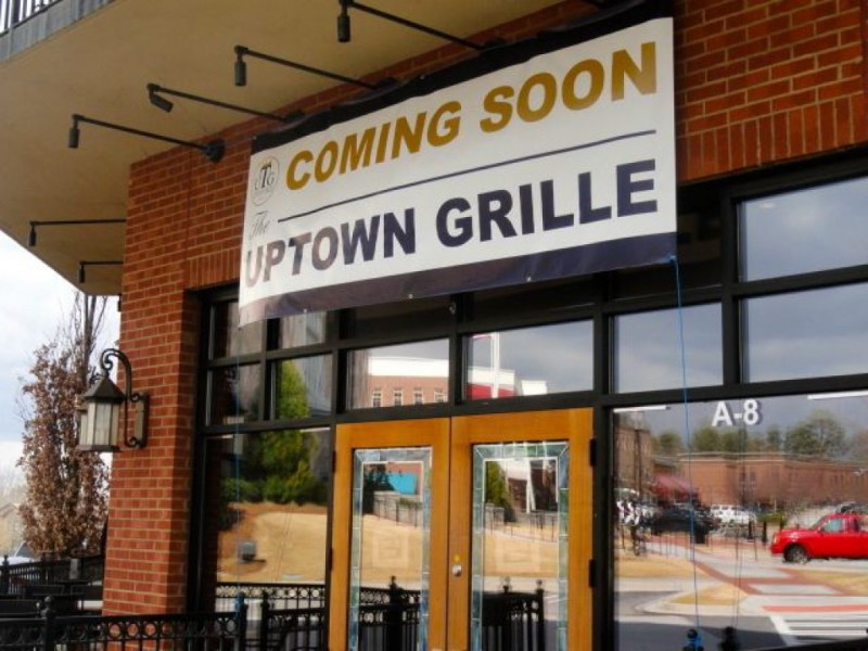 Uptown Grille Plans an April 15 Opening in Suwanee Suwanee, GA Patch
