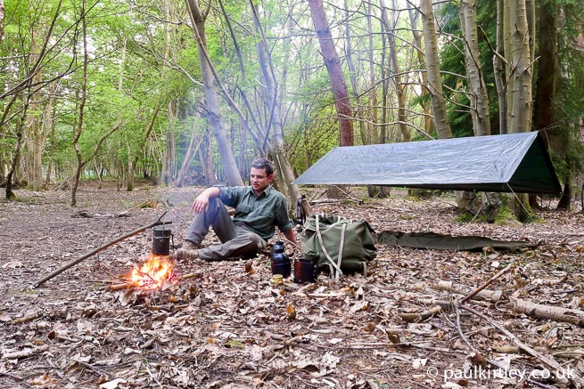 Fall Woods Wallpaper How To Find A Place To Practice Bushcraft Skills In The Uk