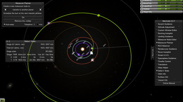 Awesome Ksp Delta V Chart  Delta Flight Map Elegant