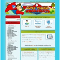 Super Teacher Worksheets Addition Generator - super ...
