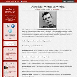 online creative writing program