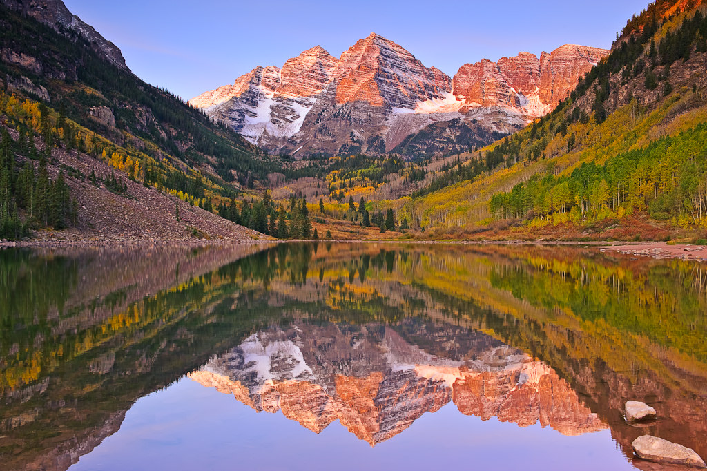 Central Park Fall Desktop Wallpaper Best Time To Photograph Maroon Bells Photography Life