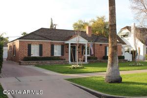 historic homes lofts condos for sale in phoenix encanto palmcroft historic district