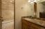 Private bath for guest suite #2