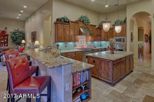 Gourmet Kitchen with luxury appliances