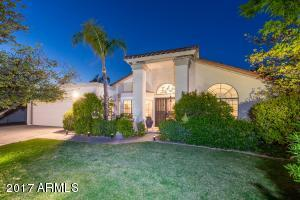 Costain built home in Scottsdale Ranch
