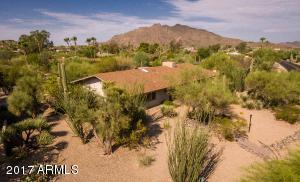 This home has one of the most private sites in trendy Carefree Estates and is move-in ready!