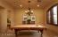 Formal Dining Room or Game Room