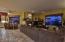 Open entertaining floorplan
