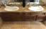 Duel Master Bath Sinks (Granite Matches Kitchen)