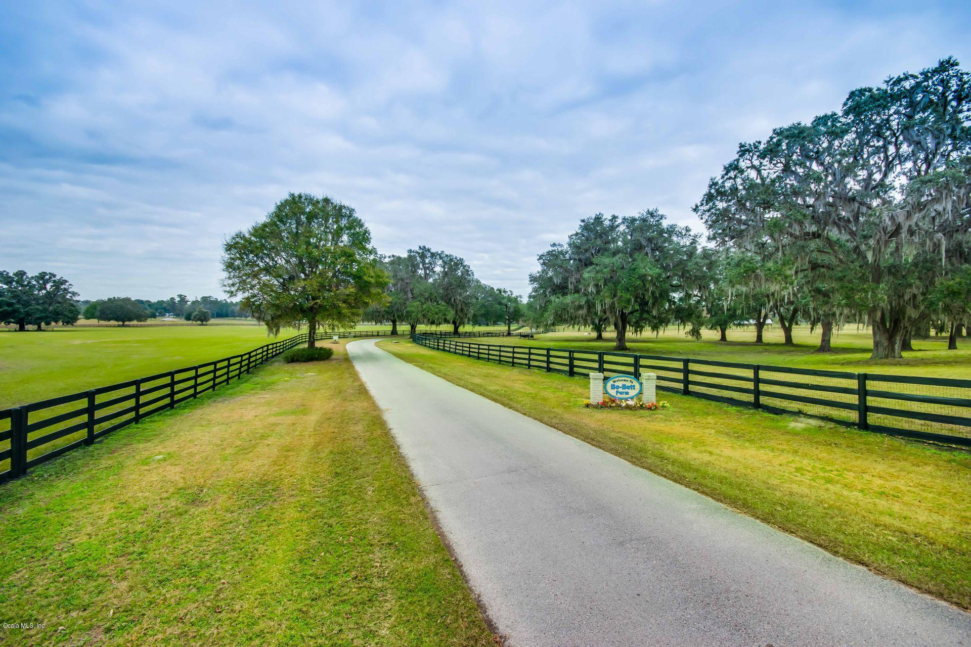 Bett Sale 50 Acre Ocala Florida Horse Farm For Sale Ohp6020 Ocala