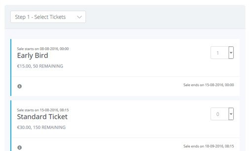 Event Ticketing System Online Ticket Reservation System PHPJabbers