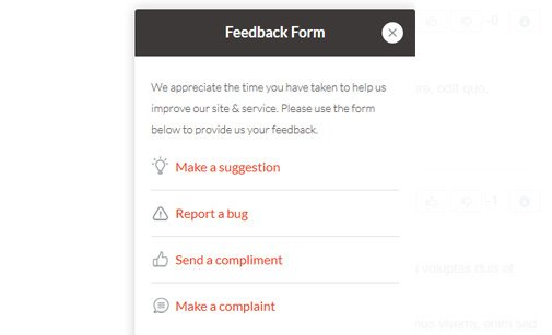 Feedback Form Script PHPJabbers