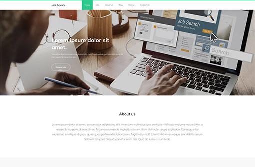 Job Website Templates Free Job Portal Templates PHPJabbers