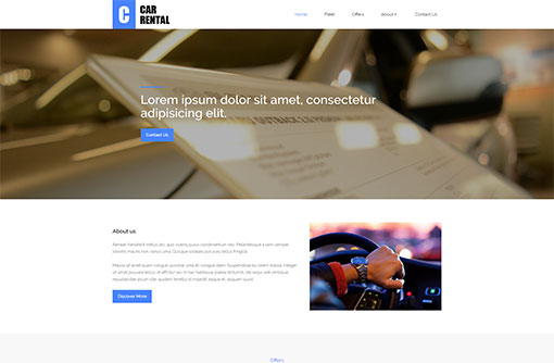 Free Web Templates Free Website Templates PHPJabbers - interactive website template