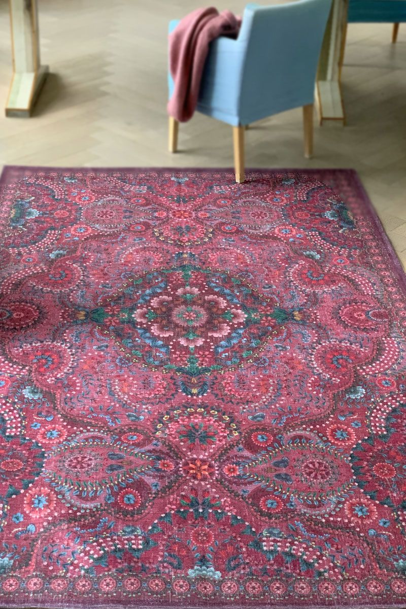 Teppich Discount Pip Studio Carpet Moon Delight By Pip Dark Pink | Pip Studio The Official Website