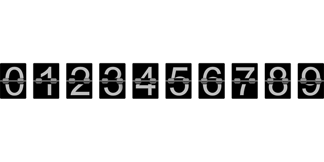 Girl Vector Wallpaper Number Counter Mechanical 183 Free Vector Graphic On Pixabay