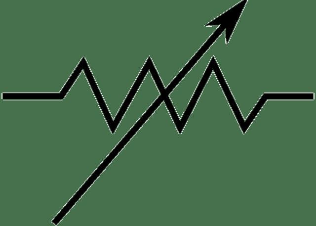 potentiometer as a variable resistor gearslutzcom auto electricalvariable resistance resistors u00b7 free vector graphic on pixabay