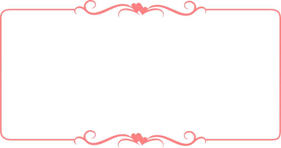 Cute Pig Wallpaper Hd Frame Border Pink 183 Free Vector Graphic On Pixabay