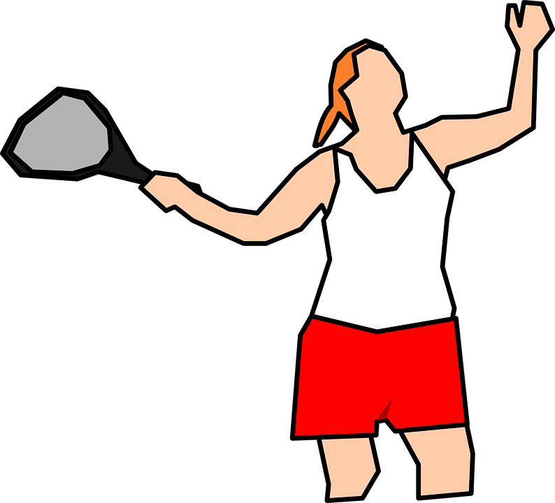 Racquet And Jog Running Shoes Tennis Racket Sports · Free Vector Graphic On Pixabay