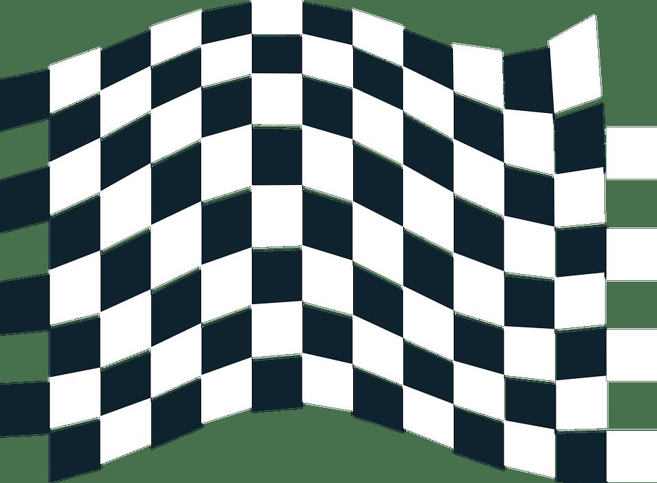 Pixar Cars Wallpaper Border Free Vector Graphic Flag Speedway Motor Auto Free