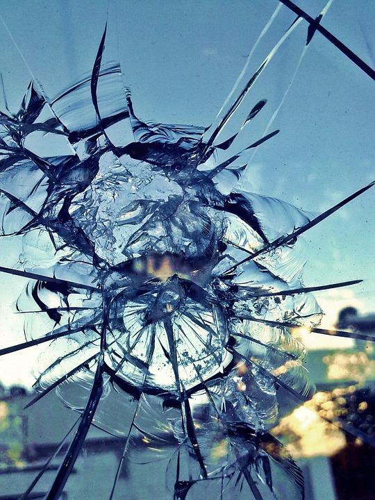 Beautiful Girl In Garden Wallpaper Glass Broken Break 183 Free Photo On Pixabay