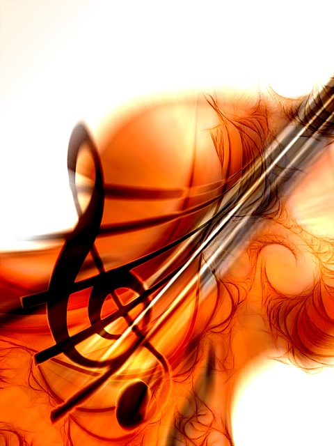 Facebook Wallpaper Hd Girl Free Illustration Violin Listen Sound Sounds Free