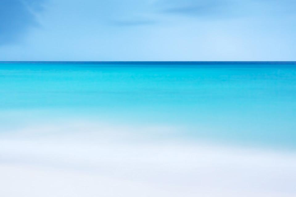 Blue Summer Sea - Free photo on Pixabay