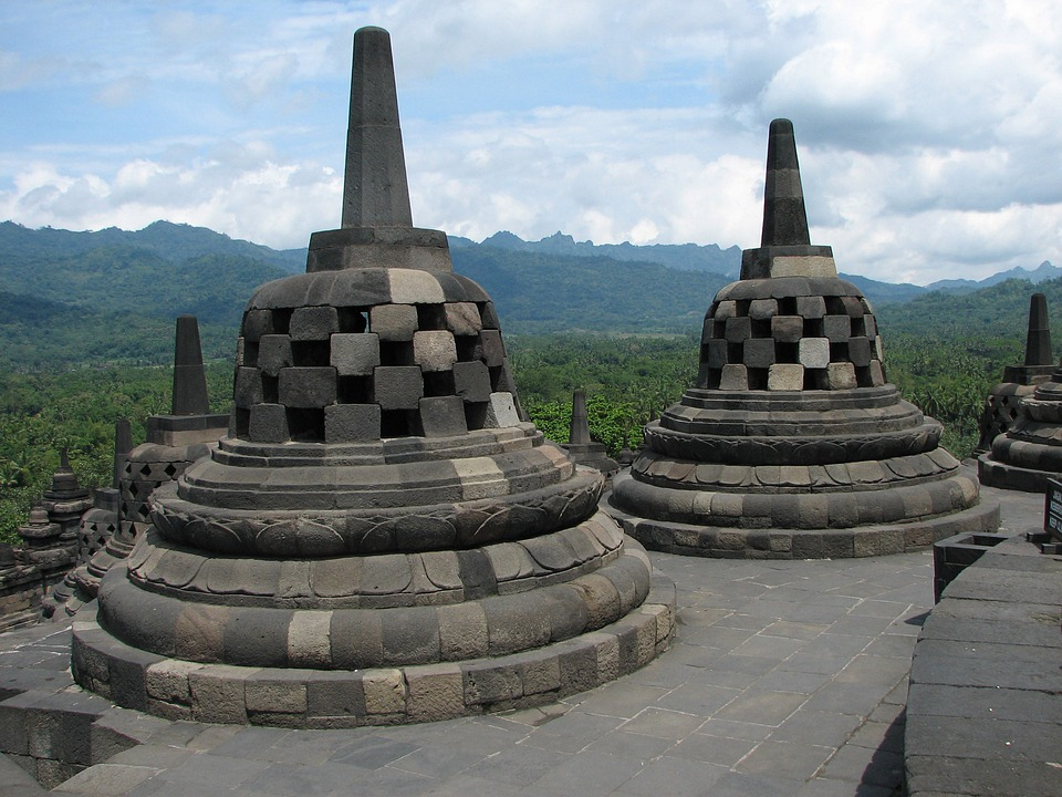 Old Car Wallpaper Download Stupa Borobudur Barabudur 183 Free Photo On Pixabay