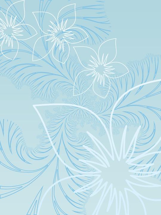 Flores Fondo Hoja - Imagen gratis en Pixabay