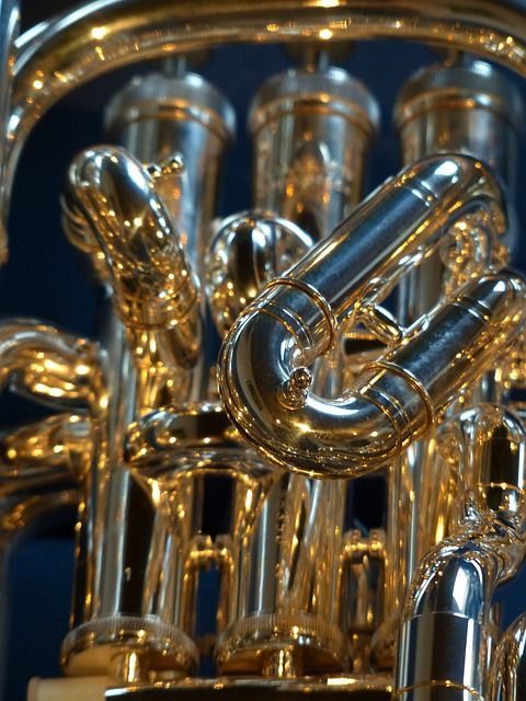 Medical Wallpaper Hd Free Photo Euphonium Brass Instrument Free Image On