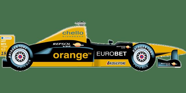 Vintage Car Wallpaper Transparent Arrows F1 Formula 1 Motor 183 Free Vector Graphic On Pixabay
