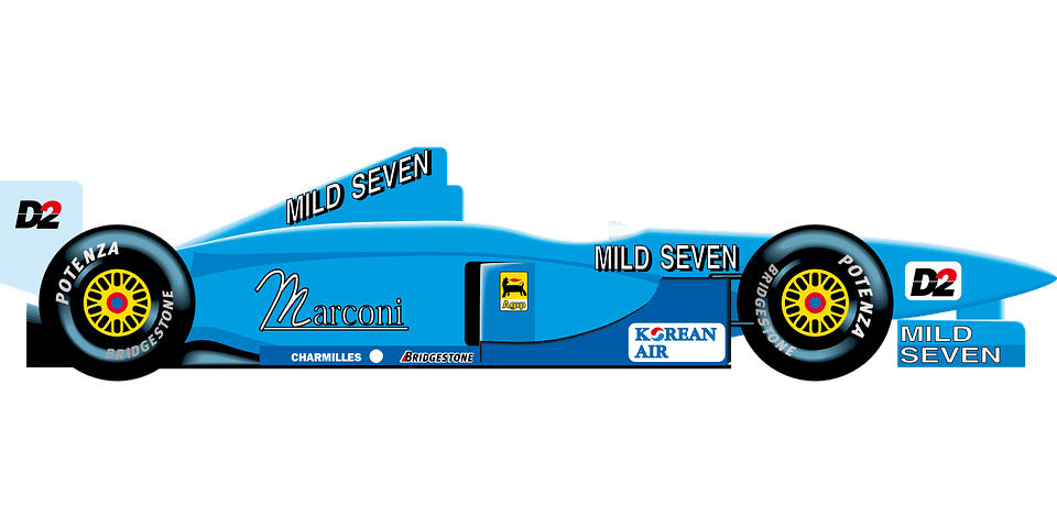 F1 Car Pictures Wallpaper Benetton F1 Formula 1 Motor 183 Free Vector Graphic On Pixabay