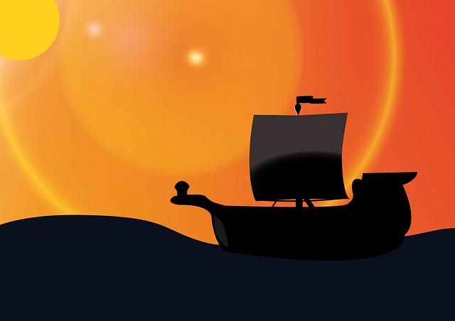 Cartoon Animation Wallpaper Free Download Free Illustration Ship Pirates Pirate Ship Masts