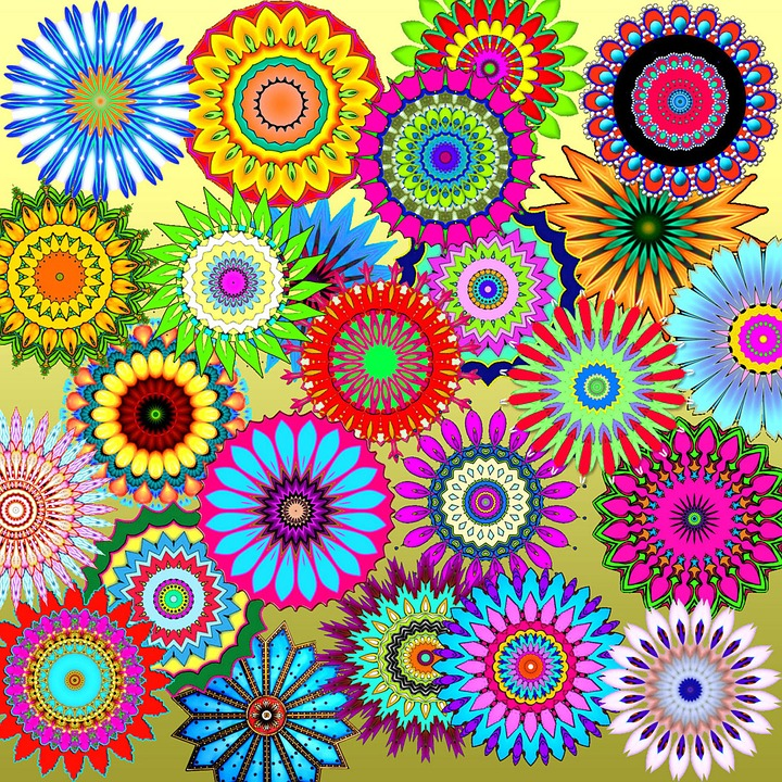 Fall Colors Wallpaper Background Patterns Kaleidoscopes Colorful 183 Free Image On Pixabay