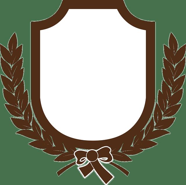 Fall Leaves Road Wallpaper Emblem Laurel Leaves 183 Free Vector Graphic On Pixabay