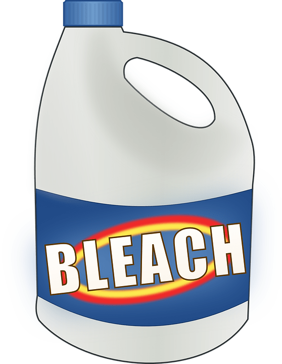 Free Vector Graphic: Bleach, Detergent, Laundry - Free Image On
