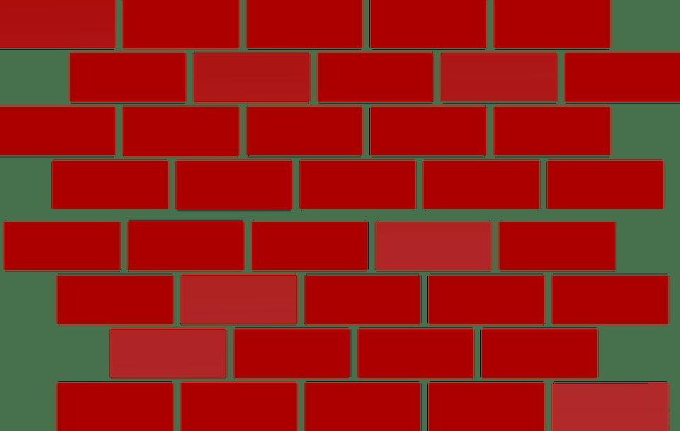 Wallpaper Batu Bata 3d Brick Wall Bricks Construction 183 Free Vector Graphic On