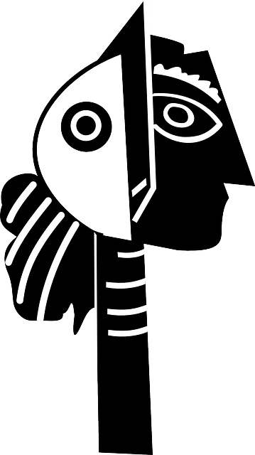 Girl Forest Wallpaper Picasso Art Sculpture 183 Free Vector Graphic On Pixabay