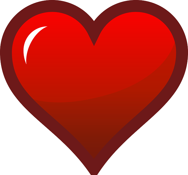 3d Dil Wallpaper Favorite Heart Red 183 Free Vector Graphic On Pixabay