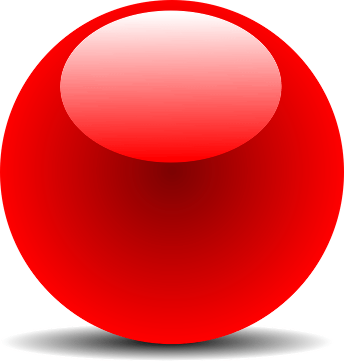 3d Colours Wallpaper Heart Ball Sphere Chrome 183 Free Vector Graphic On Pixabay