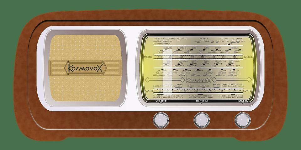 Vintage Car Wallpaper Transparent Radio Vintage Audio 183 Free Vector Graphic On Pixabay