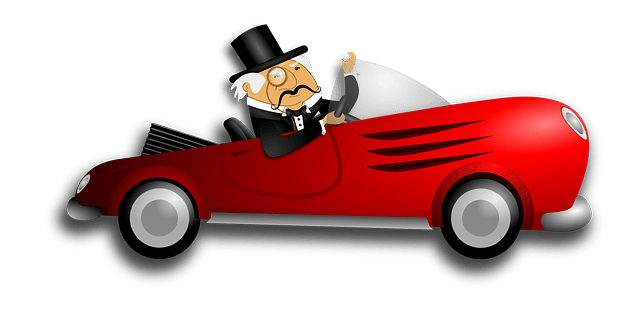 Relax Koblenz Car Red Driver · Free Vector Graphic On Pixabay