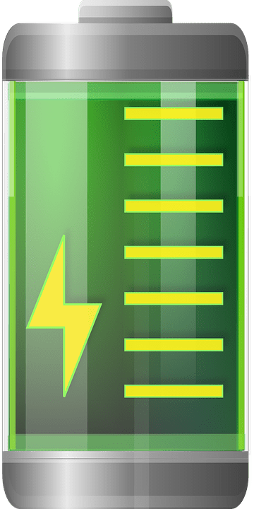 Free Vector Graphic Battery Energy Green Technology