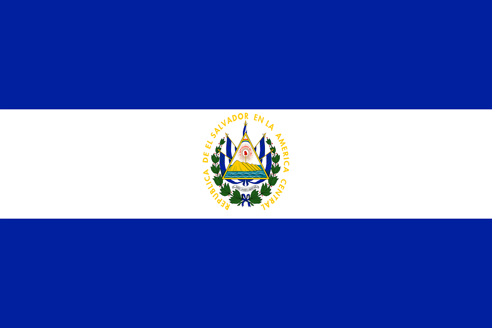 American Flag Wallpaper Hd El Salvador Flag National 183 Free Vector Graphic On Pixabay